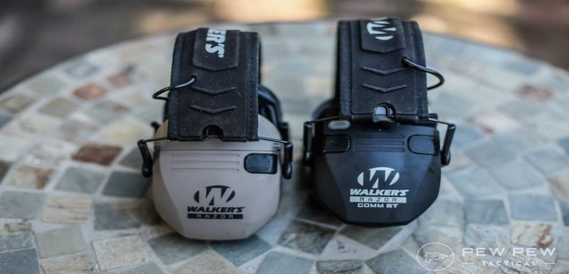 Top 11 Best shooting ear protection in 2020: Reviews & Guide
